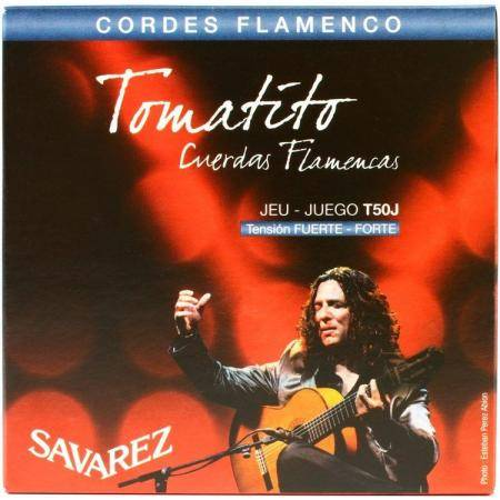 Savarez T50J Tomatito Flamenco HT