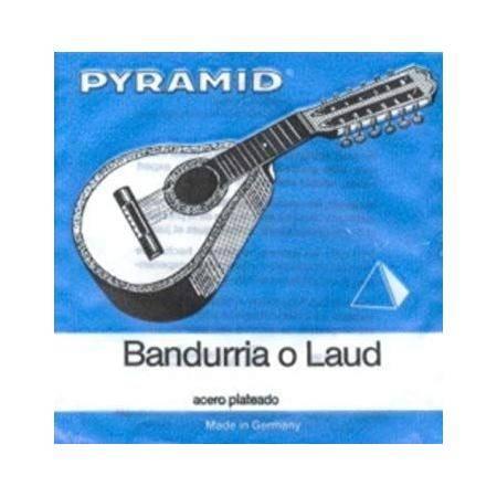 CUERDA SUELTA  4ª BANDURRIA/LAUD PYRAMID 665104