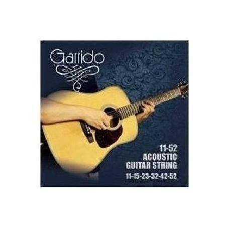 Juego cuerdas Acústica (11-52) Garrido