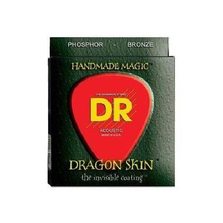 DR. Strings Dragon SKin Pack 2 Juegos Guitarra acústica