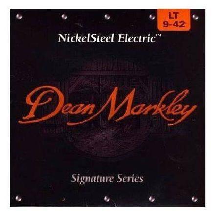 Cuerdas Guitarra Eléctrica Dean Markley Lt 09-42