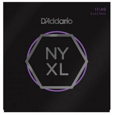 D'addario Nyxl1149(11-49) Juego Cuerdas Guit Elec
