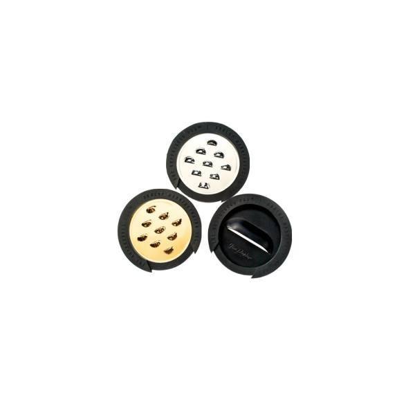 Dunlop Suppressor Pro 9 agujeros Negro