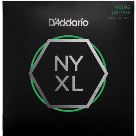 Juego Cuerdas Bajo D'addario Nyxl4095 (40-95)
