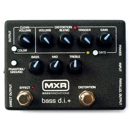 Dunlop MXR M80 Bass D.I. Pedal
