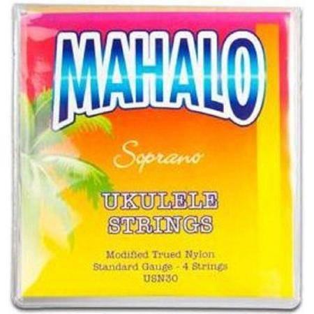 MAHALO USN30 JUEGO CUERDAS UKELELE