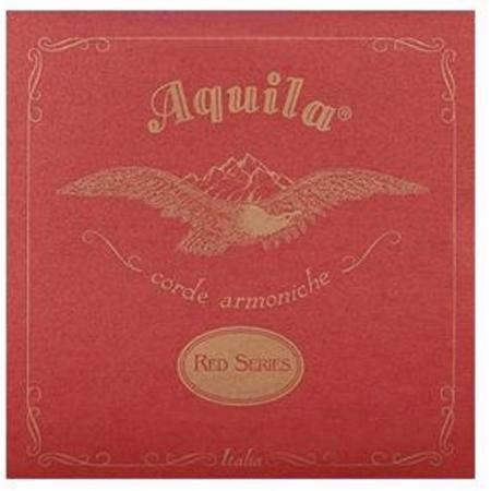 Aquila Red Series 83 Cuerdas Ukelele soprano