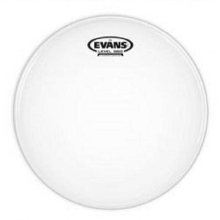 EVANS G2 COATED 2 CAPAS BLANCO RUGOSO PARCHE TOM/C