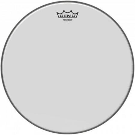 "REMO BA-0215-00 AMBASSADOR SMOOTH WHITE 15"" PARCHE"