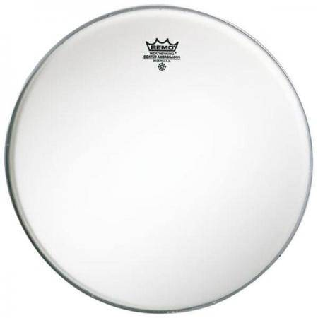 "REMO BE-0108-00  EMPEROR COATED 8"" PARCHE"