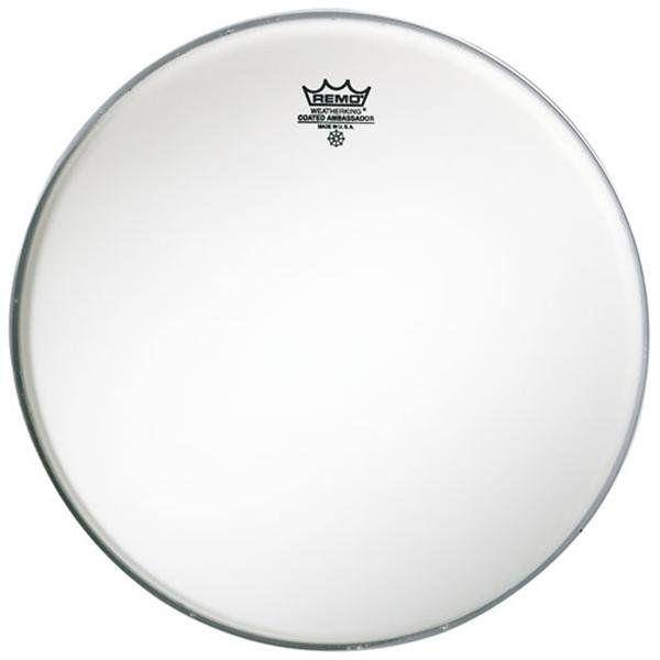 """REMO BE-0108-00  EMPEROR COATED 8"""" PARCHE"""