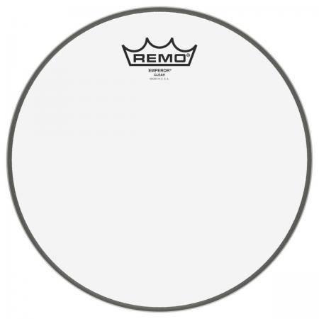 """REMO EMPEROR CLEAR 8"""" PARCHE TOM"""