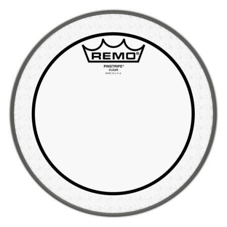 "REMO PS-0308-00 PINSTRIPE CLEAR 8"" PARCHE"