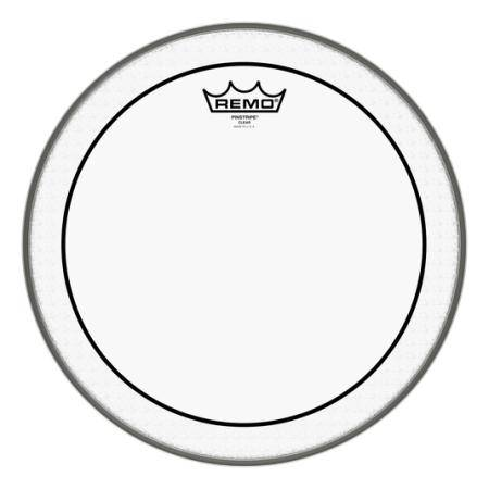 """REMO PS-0313-00 PINSTRIPE CLEAR 13"""" PARCHE TOM"""