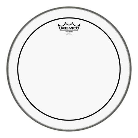 """REMO PS-0314-00 PINSTRIPE CLEAR 14"""" PARCHE TOM"""