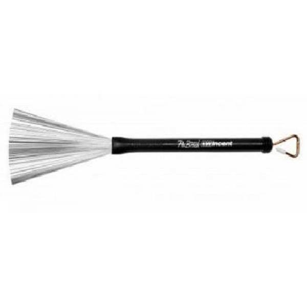 WINCENT 33M STEEL WIREBRUSH STEEL MEDIUM ESCOBILLA