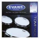 "TOMPACK EVANS G1 CLEAR FUSION (10"", 12"", 14"") 1 CA"
