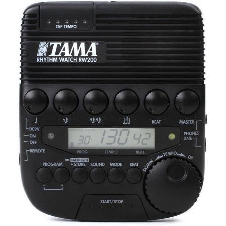 Tama Metrónomo RW200 Rhythm Watch Programable