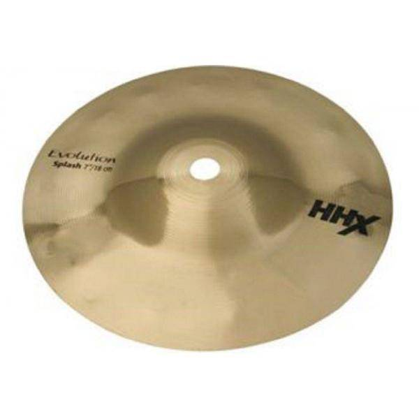 Plato Sabian HHX Evolution Splash 7'