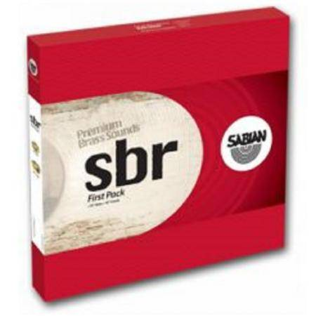 Platos SBR First Pack SABIAN