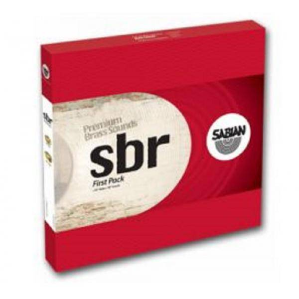 Platos SBR 2 Pack SABIAN