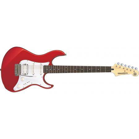 YAMAHA PACIFICA PAC012RM RED METALLIC