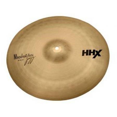 Plato Sabian HHX Manhattan Jazz Crash 18'