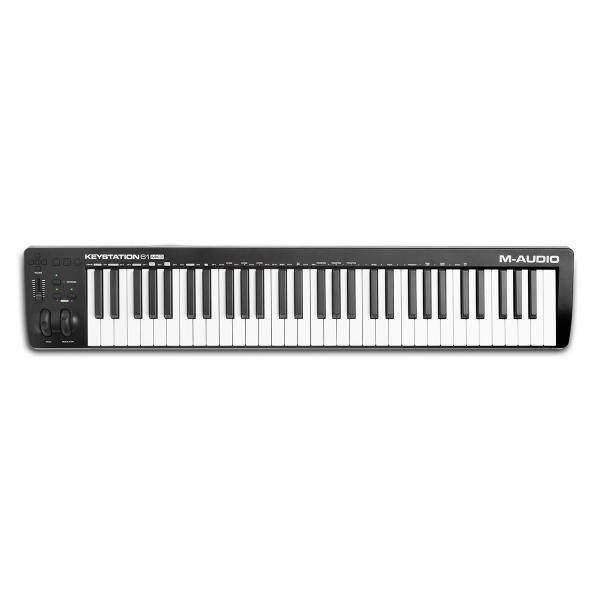 M AUDIO KEYSTATION 61MK3 Teclado Controlador USB MIDI