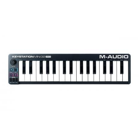 M AUDIO KEYSTATION MINI 32 MK3 Teclado controlador