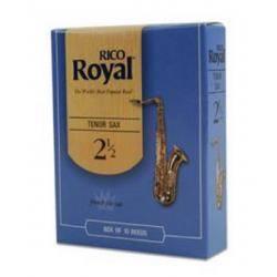 Cañas Saxofón Tenor 3 Rico Royal