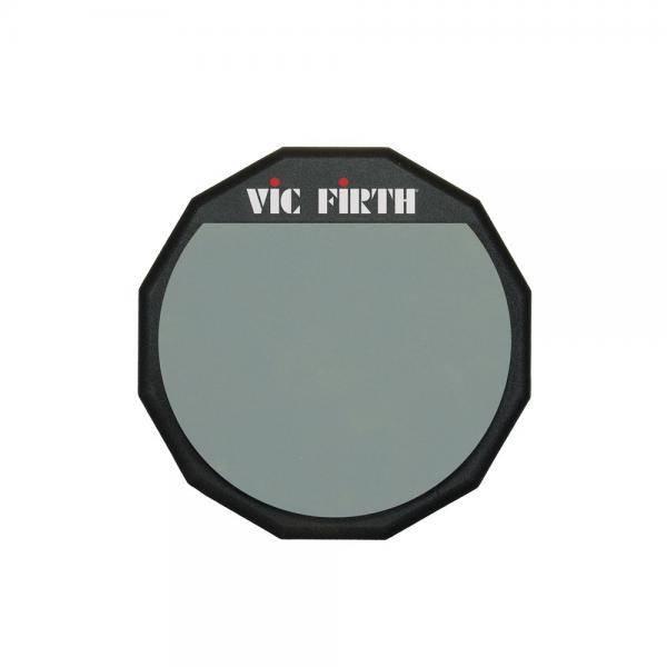 "VIC FIRTH PAD 12 DE PRACTICAS 12"""