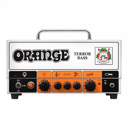 ORANGE CABEZAL BAJO TERROR BASS