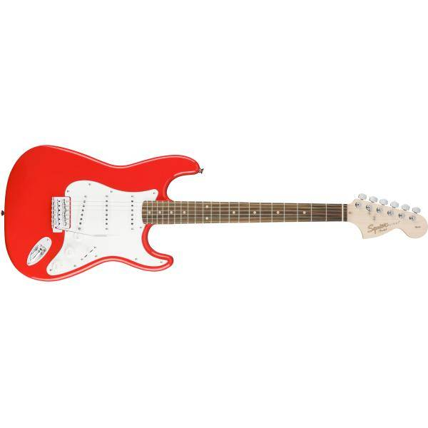 Squier Affinity Stratocaster  Race Red Guitarra