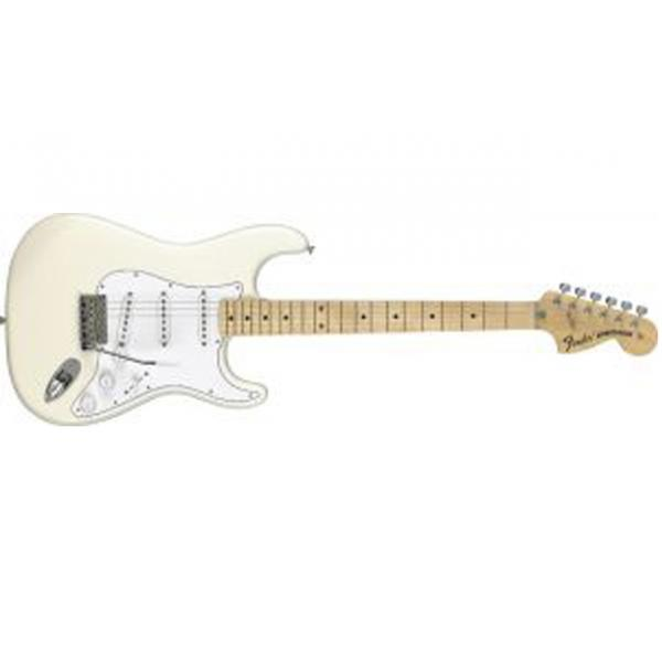 Classic Series '70s Stratocaster®, Maple Fingerboard, Olympic Wh