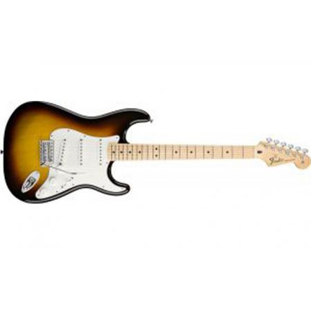 Standard Stratocaster®, Maple Fingerboard, Brown Sunburst