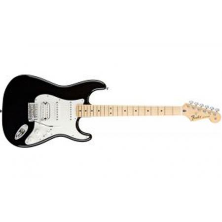 Standard Stratocaster® HSS, Maple Fingerboard, Black