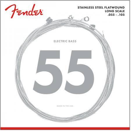 Fender 9050M Cuerdas Bajo Flatwound