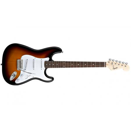 FENDER SQUIER BULLET STRAT WITH TREMOLO BS GUITARR
