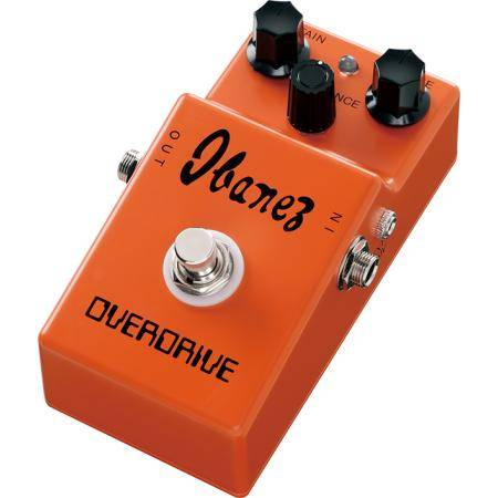 IBANEZ OD850 PEDAL OVERDRIVE