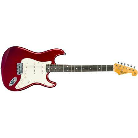 SX ST62 CANDY APPLE RED GUITARRA ELÉCTRICA