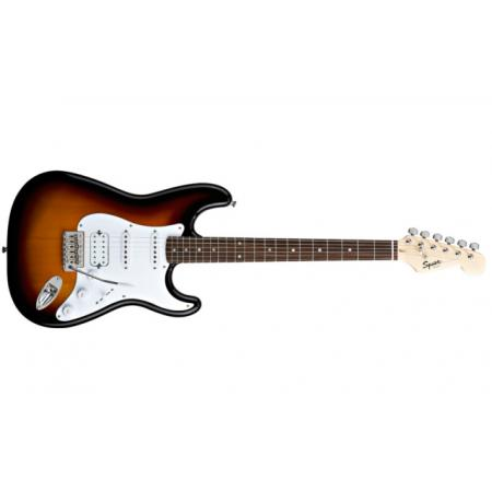 Guitarra Eléctrica Squier Bullet Strat with Tremolo HSS BS