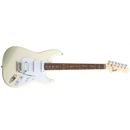 FENDER SQUIER BULLET STRAT WITH TREMOLO HSS AW GUI