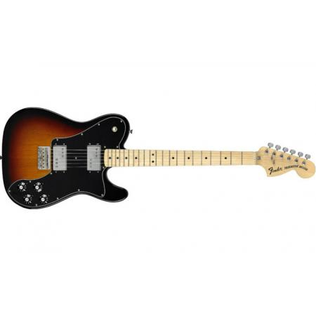 Fender Classic '72 Tele Deluxe MN 3ts