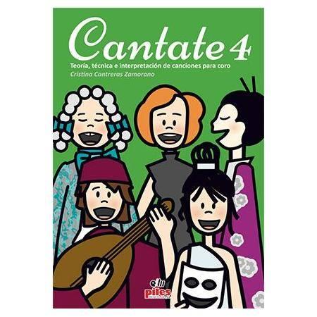 CANTATE V.4 CRISTINA CONTRERAS
