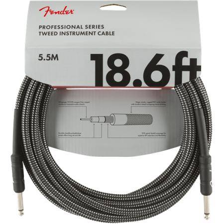 FENDER PRO 5,5M CABLE INSTRUMENTOS GRY TWD