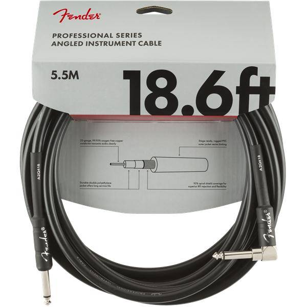 FENDER PRO 5,5M ANG CABLE INSTRUMENTOS
