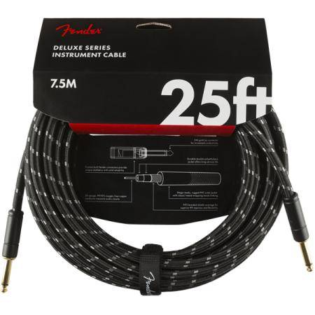 FENDER DELUXE 7,6M CABLE INSTRUMENTOS BTWD