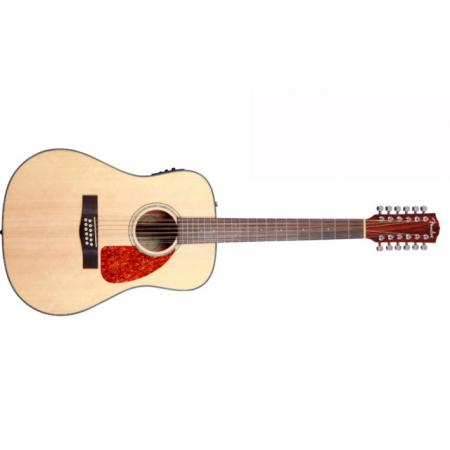 Guitarra Electro-acústica Fender CD-160SE 12-String Nat