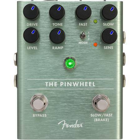 FENDER THE PINWHEEL ROTARY SPEAKER EM PEDAL