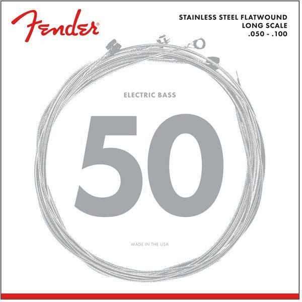 FENDER 9050ML JUEGO  CUERDAS BAJO 50-100